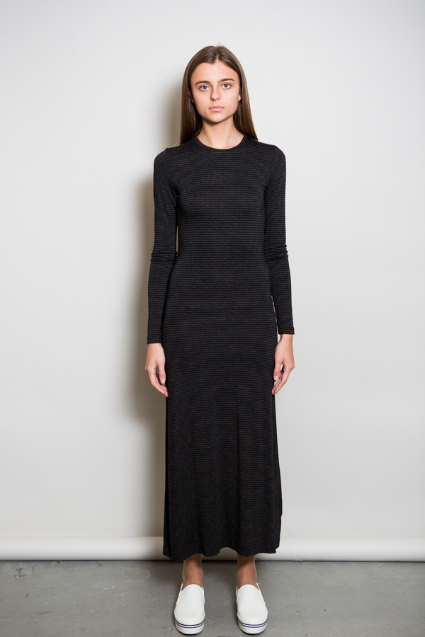Just Female Radio Long Maxi Dress