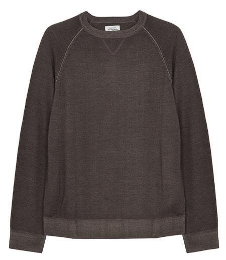Hartford Merino Sweater - Mushroom