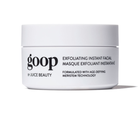 Goop Exfoliation Instant Facial