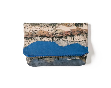 Lee Coren California Foldover Clutch