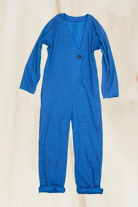 Vintage Jumpsuit - Blue