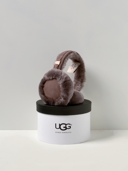 UGG ACCESSORY CLASSIC TECH EARMUFF - STORMY GREY
