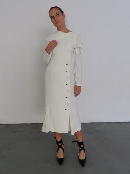 Rejina Pyo Maude Dress - Ivory