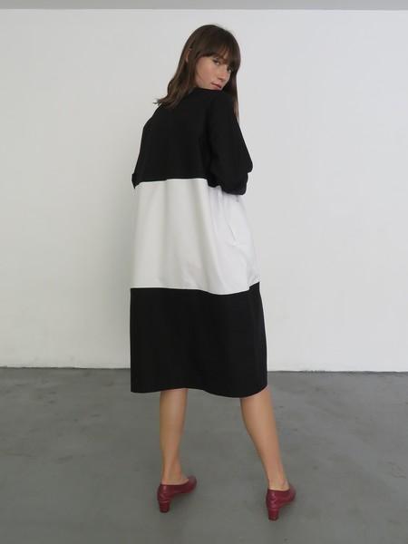 Nancy Stella Soto PTTD Dress - Black/White
