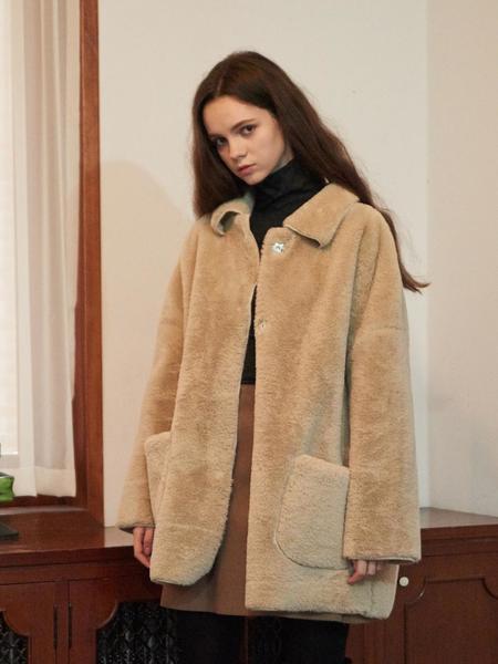 MANES Mardrid Fur Coat