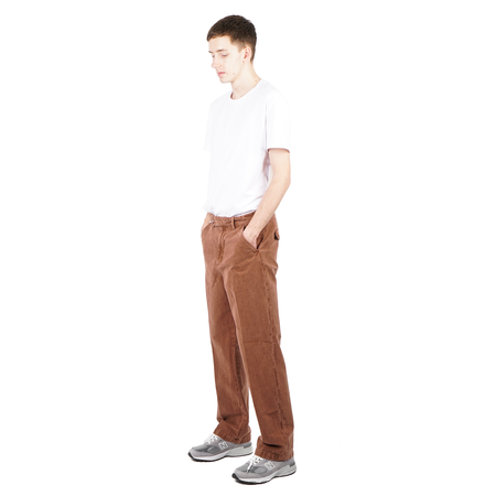 """Our Legacy CHINO 24 - """"PINK BLEACH VINTAGE MOLESKIN"""""""