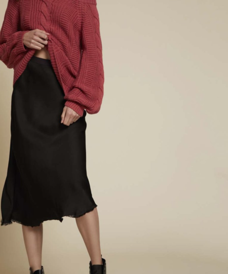 Nation Mabel Skirt - Black