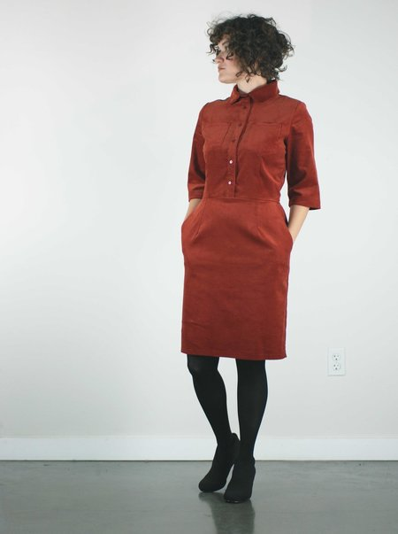 Jennifer Glasgow Heart Dress