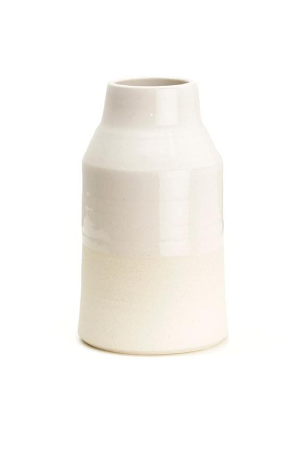 Vitrified Studio Ceramic Vase