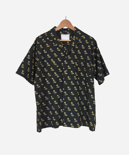 UNISEX COATZ  Salyulita Shirt - Black