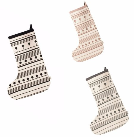 Ferm Living Winterland Christmas Stocking