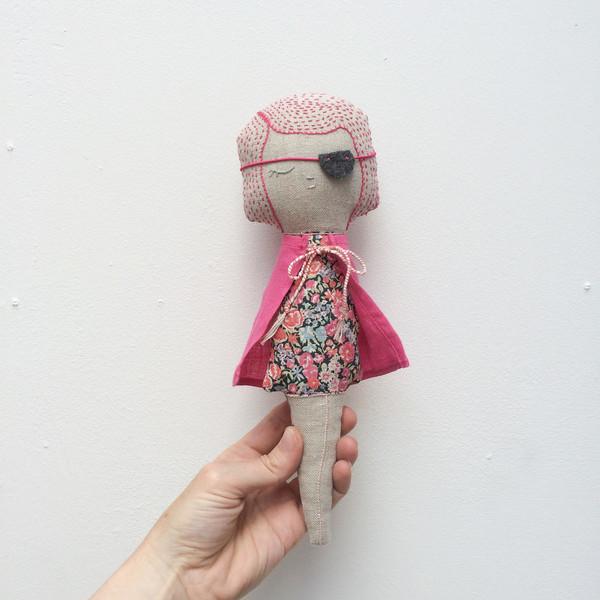 Lark and June Rose Doll