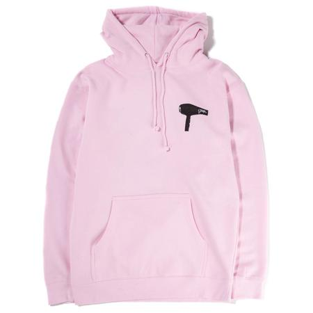 Alltimers Blow Dry Pullover Hoodie - Cyber Pink