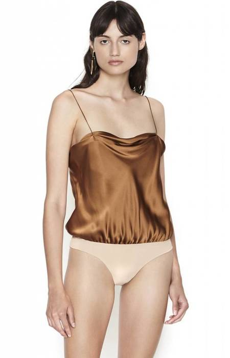 Alix NYC Dean Bodysuit - Copper