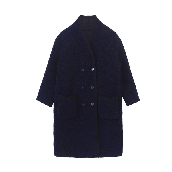 Nikki Chasin Lee Knit Coat