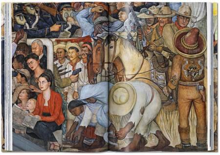 Taschen Diego Rivera The Complete Murals Book