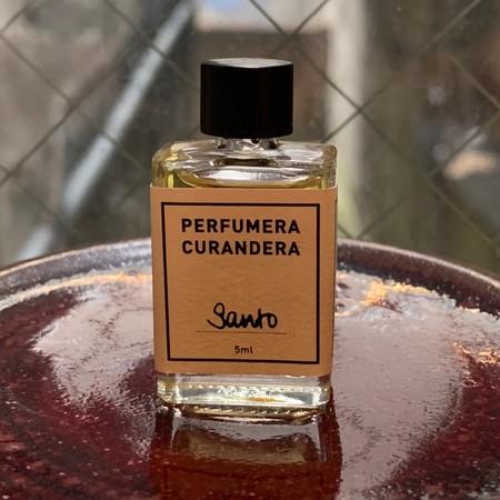 PERFUMERA CURANDERA SANTO PERFUME