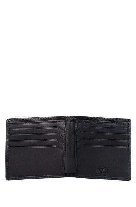 Hugo Wallet & Card Holder Box - Black