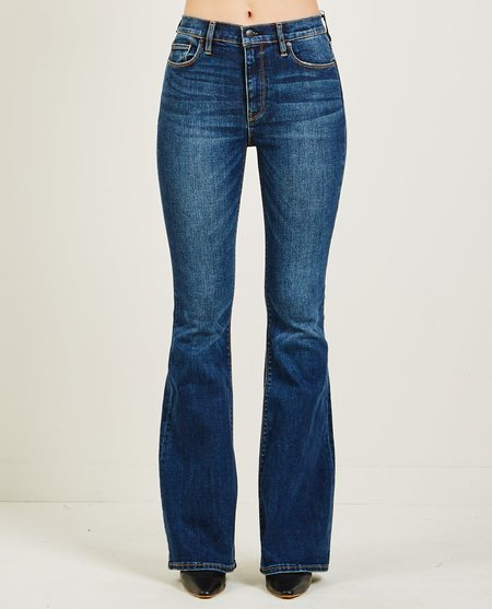 Hudson HOLLY HIGH RISE FLARE JEANS - VAGABOND