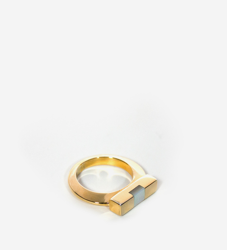 LUZ ORTIZ Marni Ring
