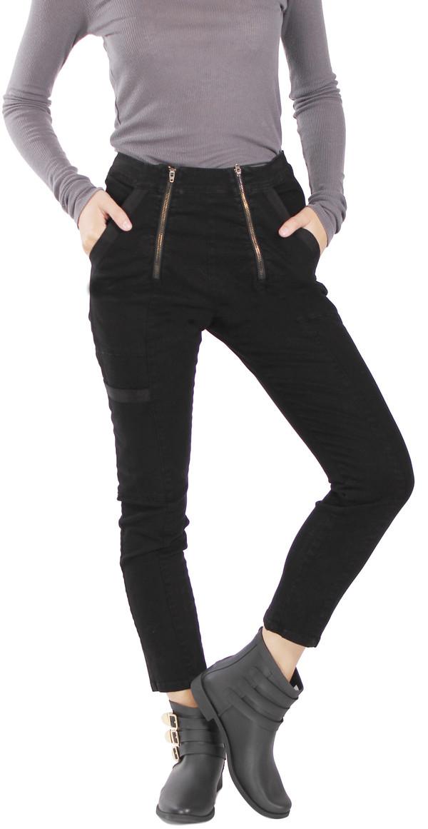 Prairie Underground Dancehall Legging in Black