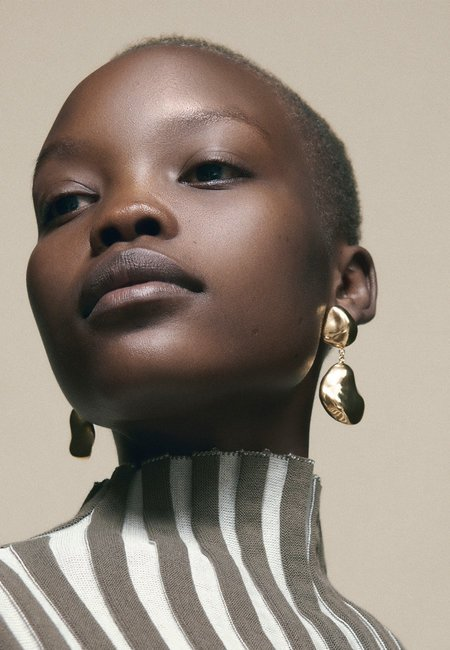 BY NYE Lucid Earrings - Gold