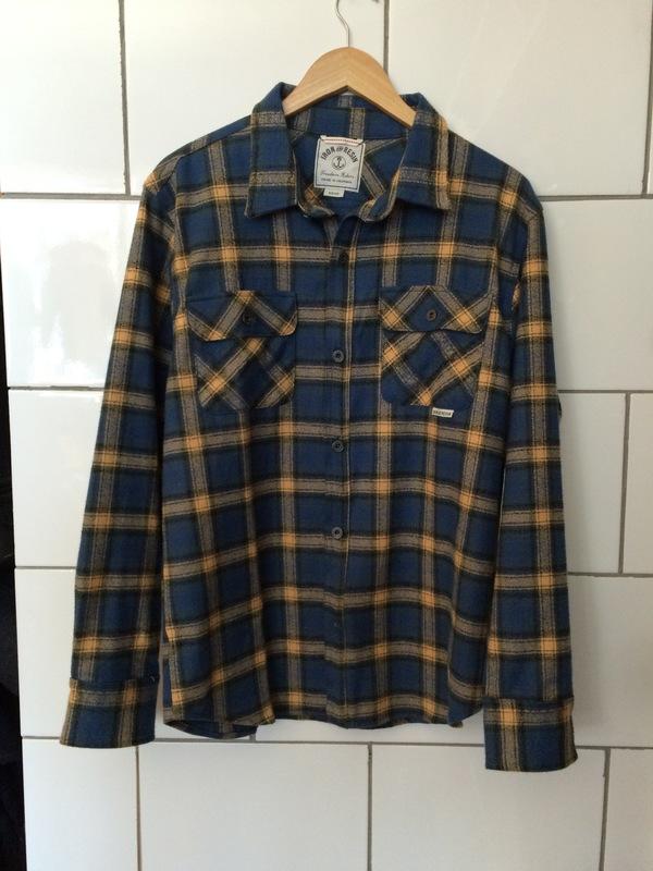 Iron and Resin Benchmark Shirt