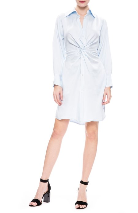 Secular Julia Dress - Sky Blue