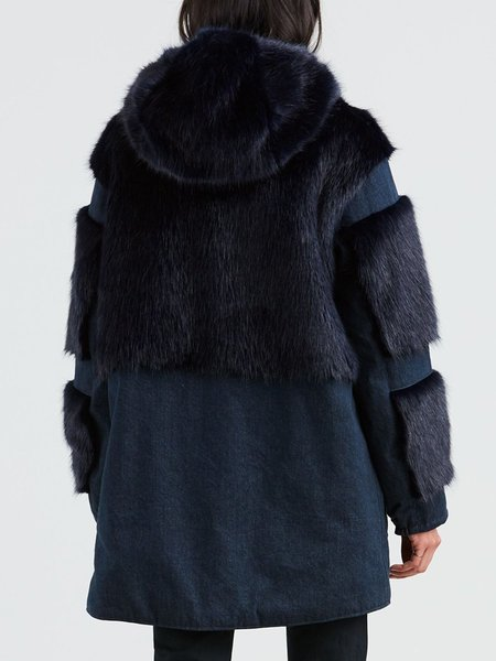 Levi's Made & Crafted Voyager Coat - Boro Blue