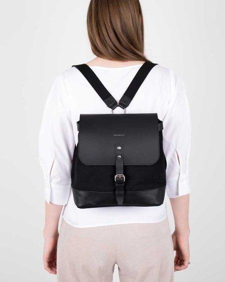 Sandqvist Vilda Backpack - Black