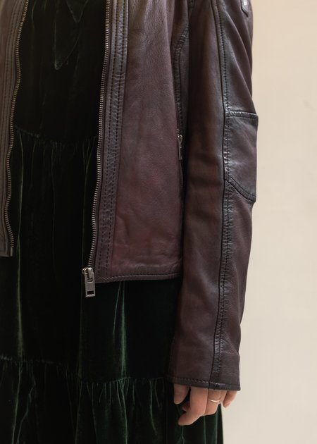 Mauritius Lucy 2 Leather Jacket