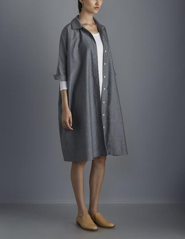 Kowtow ETCHED DRESS