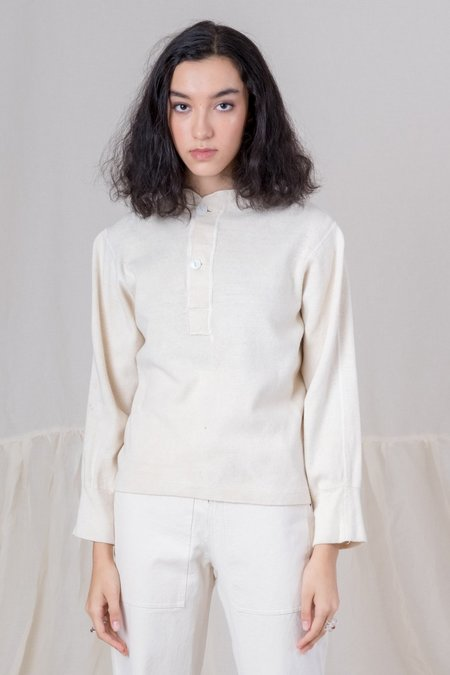 Shop Boswell Vintage Thick Henley