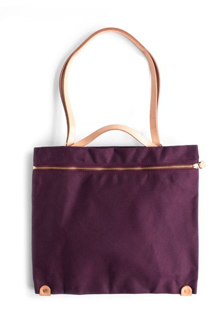 Open Habit All Day Backpack - Wine