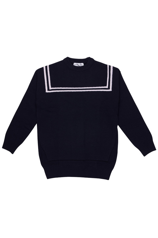 ROCKET X LUNCH Sailor Oversized Sweater