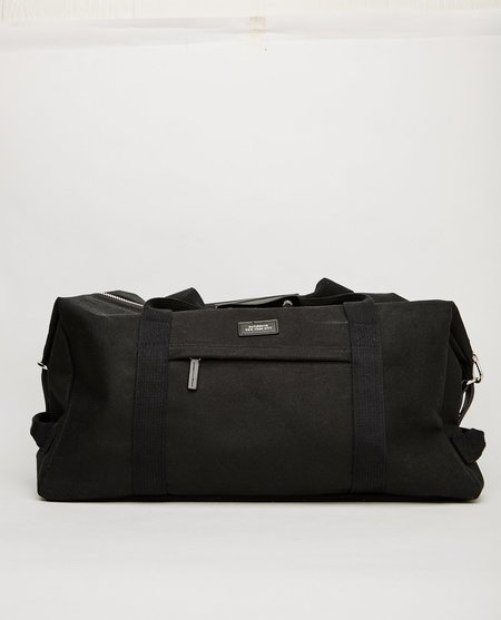 Saturdays NYC NORFOLK HOLD ALL BAG - Black