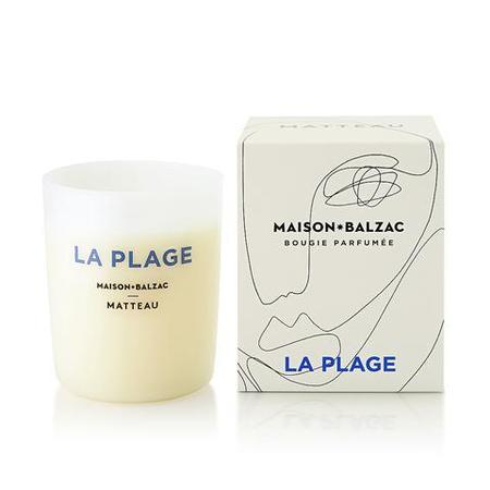 Maison Balzac LA PLAGE CANDLE