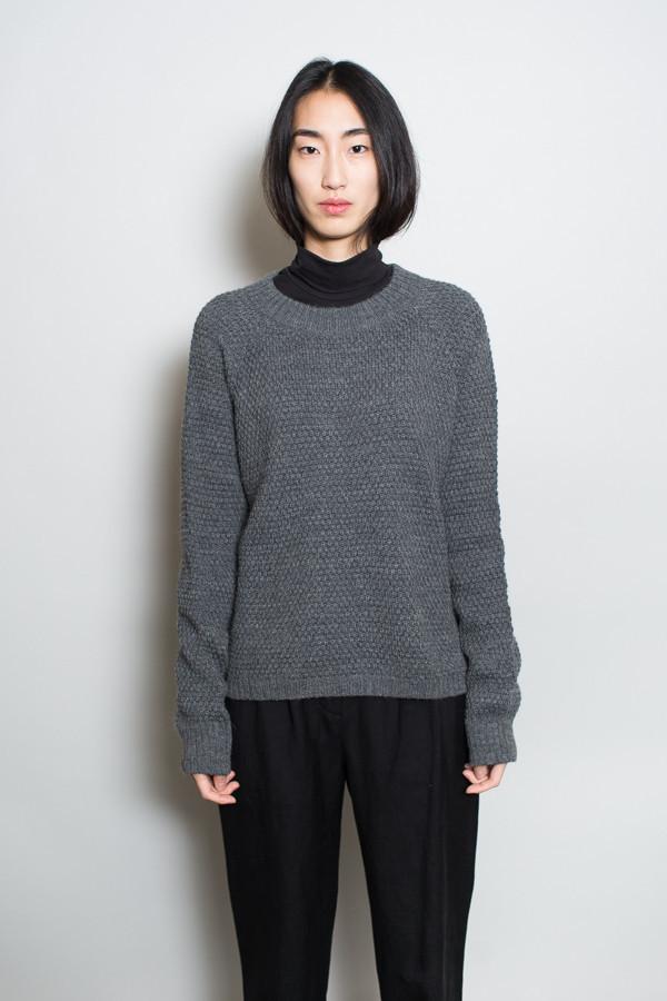 Ali Golden Pullover Sweater