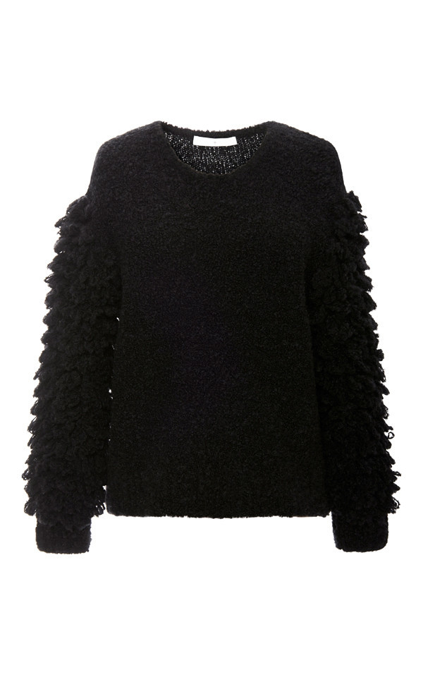 Thakoon Addition Loop Pullover