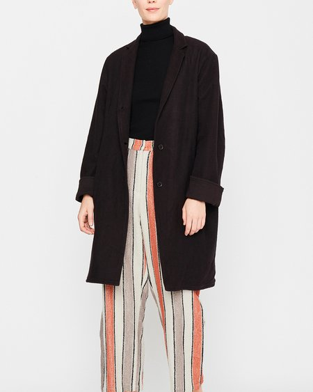 Wray Shimo Coat - Black