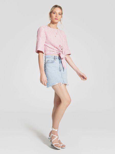 Nobody Piper Skirt - Bahamas
