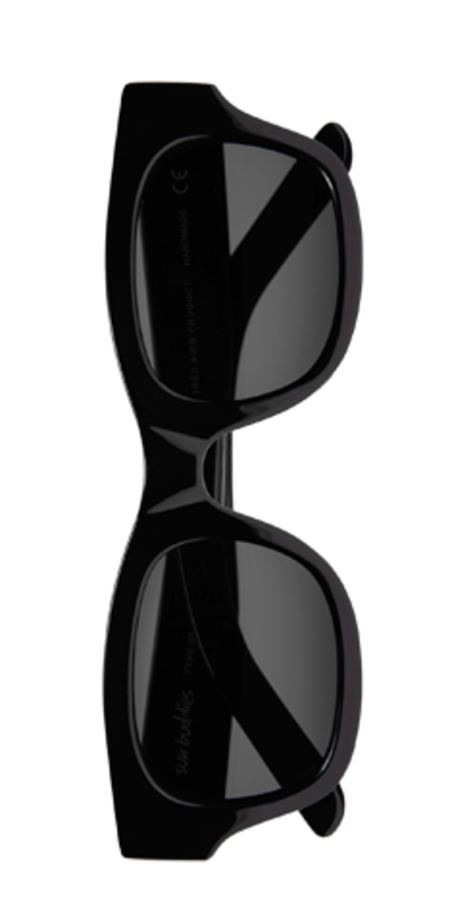 Sun Buddies Type 06 Black Sunglasses
