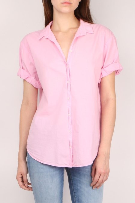 Xirena Channing Shirt - Pink Amour