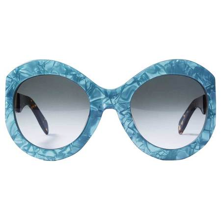 Zanzan Le Tabou Sunglasses - Green