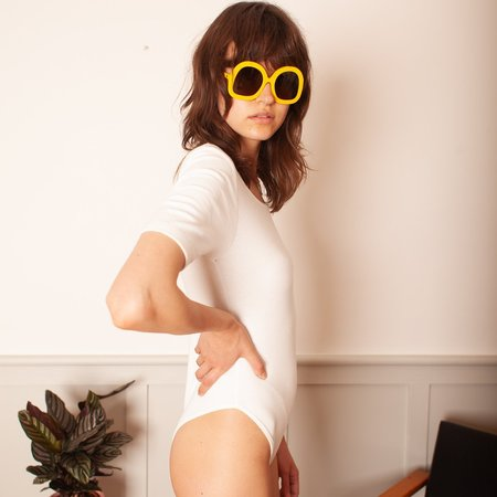 LF Markey Connor Bodysuit - White