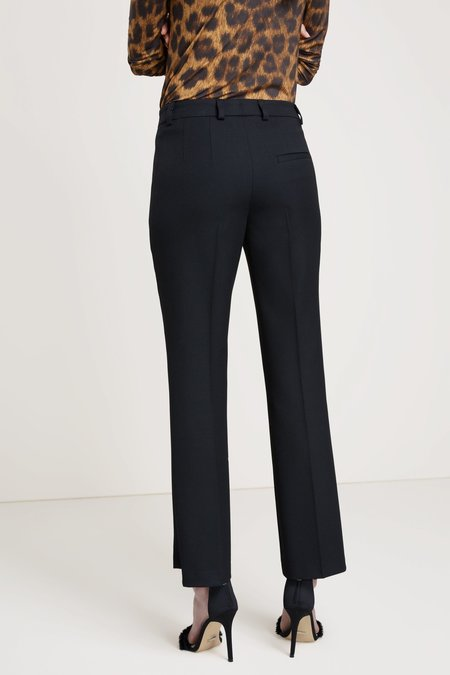 SET Elegant Suit Trouser with Flare 62934 - goji berry
