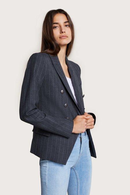 SET Pinstripe Jacket 63620 - GREY