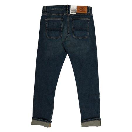 Livid Jeans Edvard Skinny Selvedge Jeans - Worn Indigo