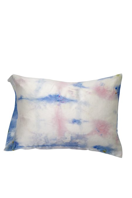 Upstate Sky Silk Pillowcase