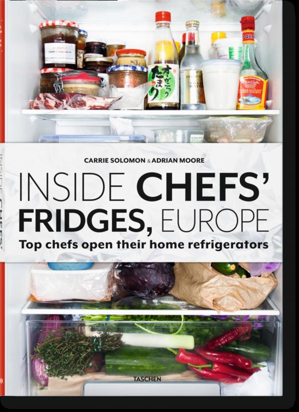 Inside Chefs Fridges Europe